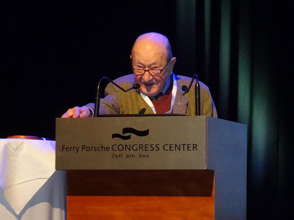 OGNMB Kongress, Rudolf Höfer