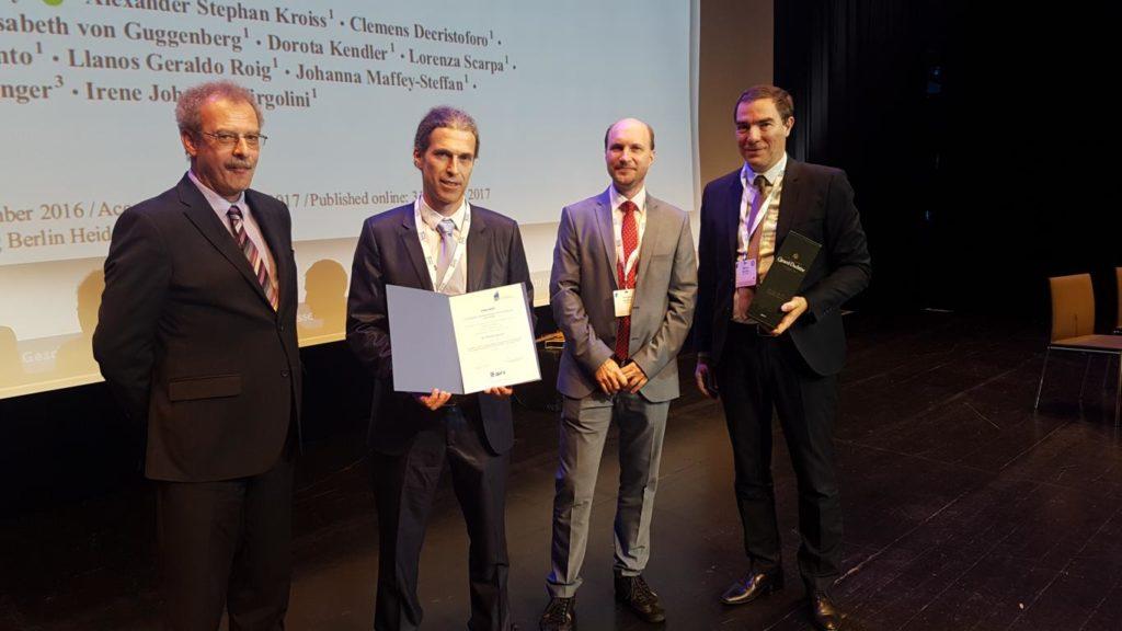 Christian Uprimny, Wolfgang Wadsak, Marcus Hacker